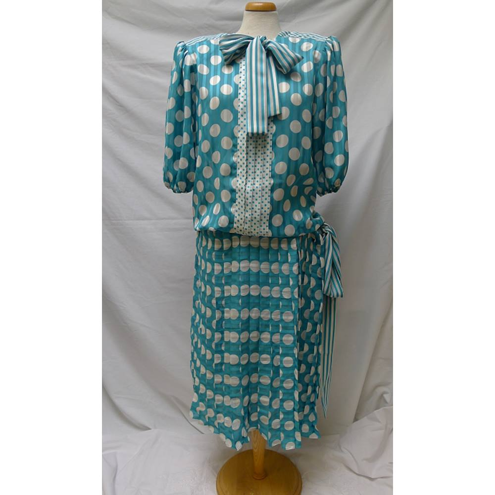 Vintage Kanga Collection Dress by Dale Tryon 1980\'s | Oxfam GB ...