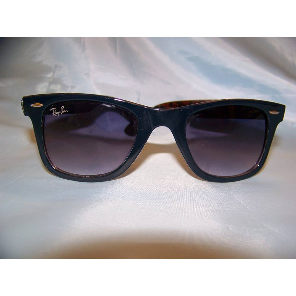 5436288f9 ... spain ray ban black sunglasses rb 2140 5324 145. loading zoom a1c4e  598b6