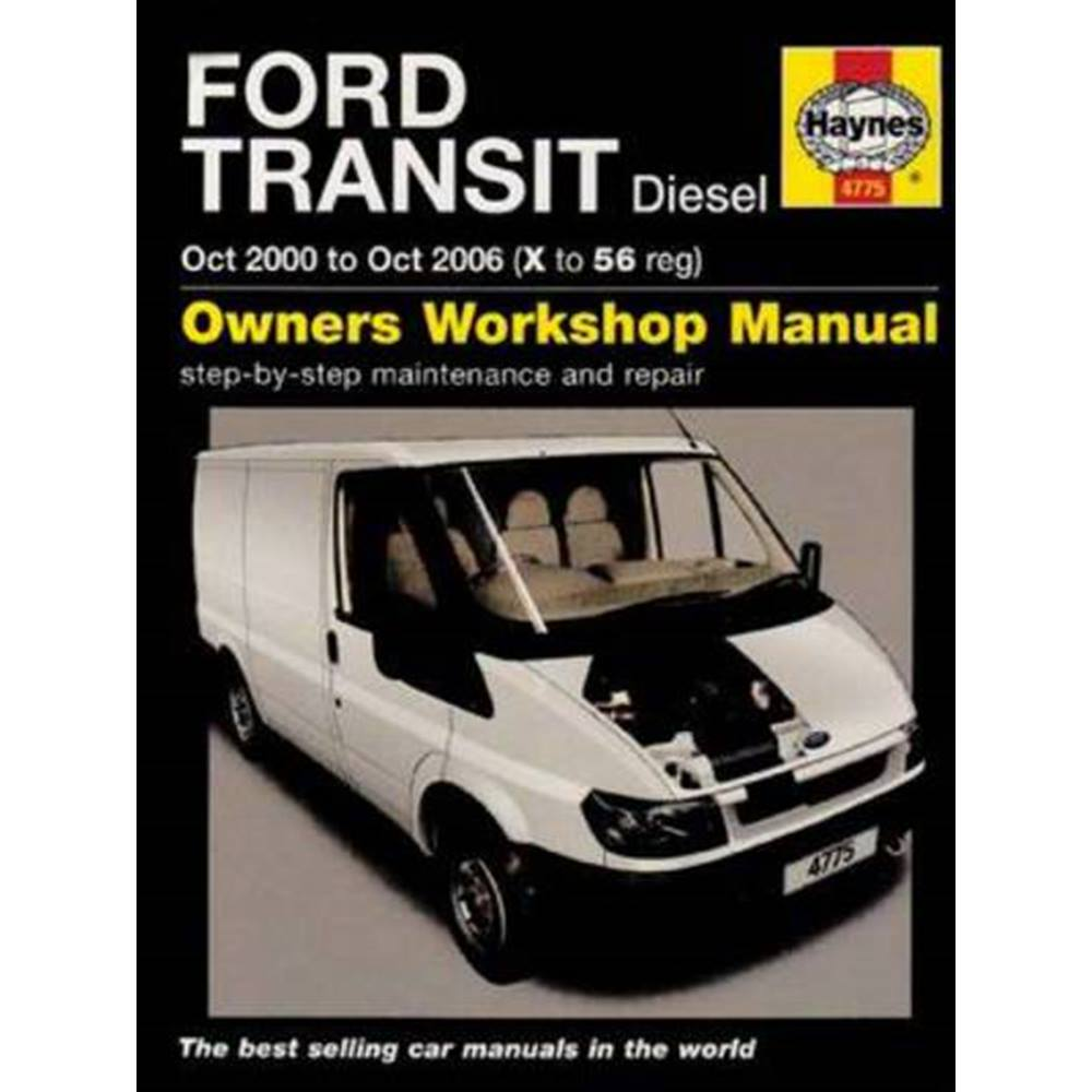 ford transit diesel owners workshop manual oxfam gb oxfam s rh oxfam org uk Ford Transit 15-Passenger Ford Transit Custom