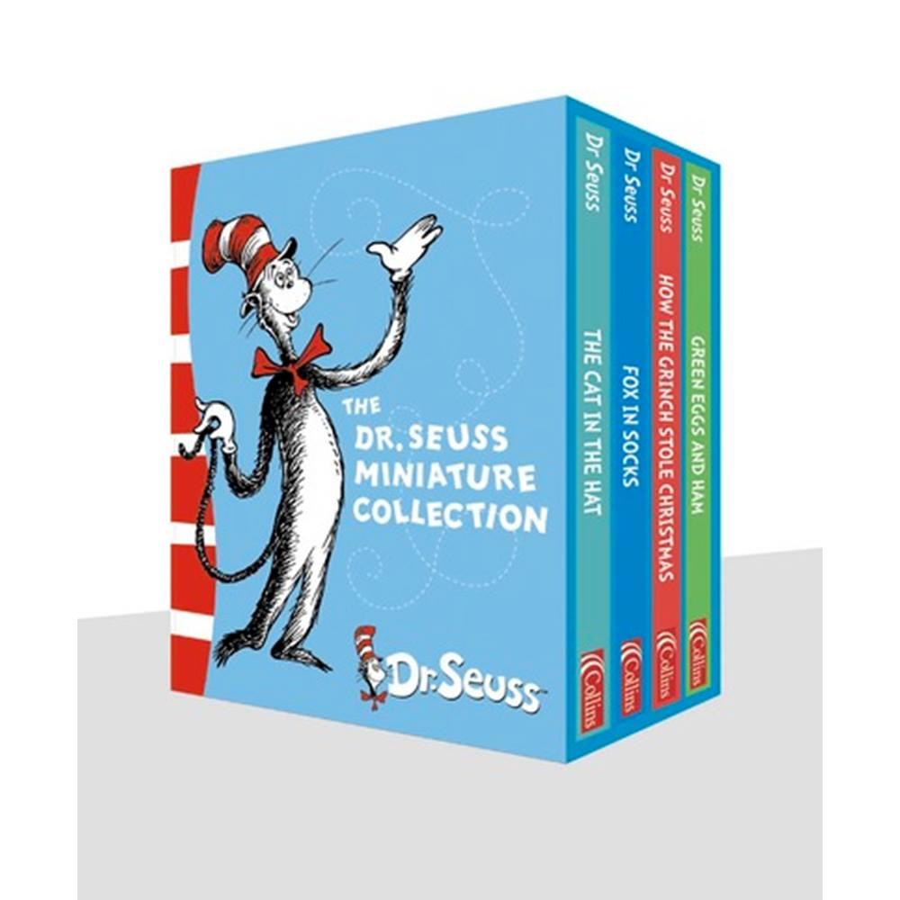 The Dr  Seuss miniature collection | Oxfam GB | Oxfam's Online Shop