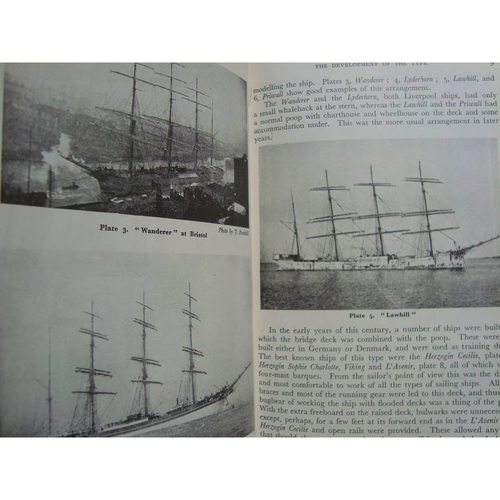 Three And Four Masted Sailing Ships Oxfam Gb Oxfams Online Shop Tall Ship Rig Types Plate 4 Loading Zoom Rollover To