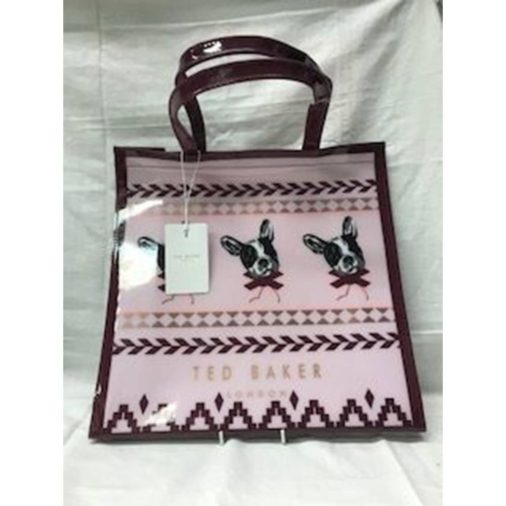 4091584c781d46 Ted Baker Bag Ted Baker - Size  M - Pink - Tote bag. Loading zoom