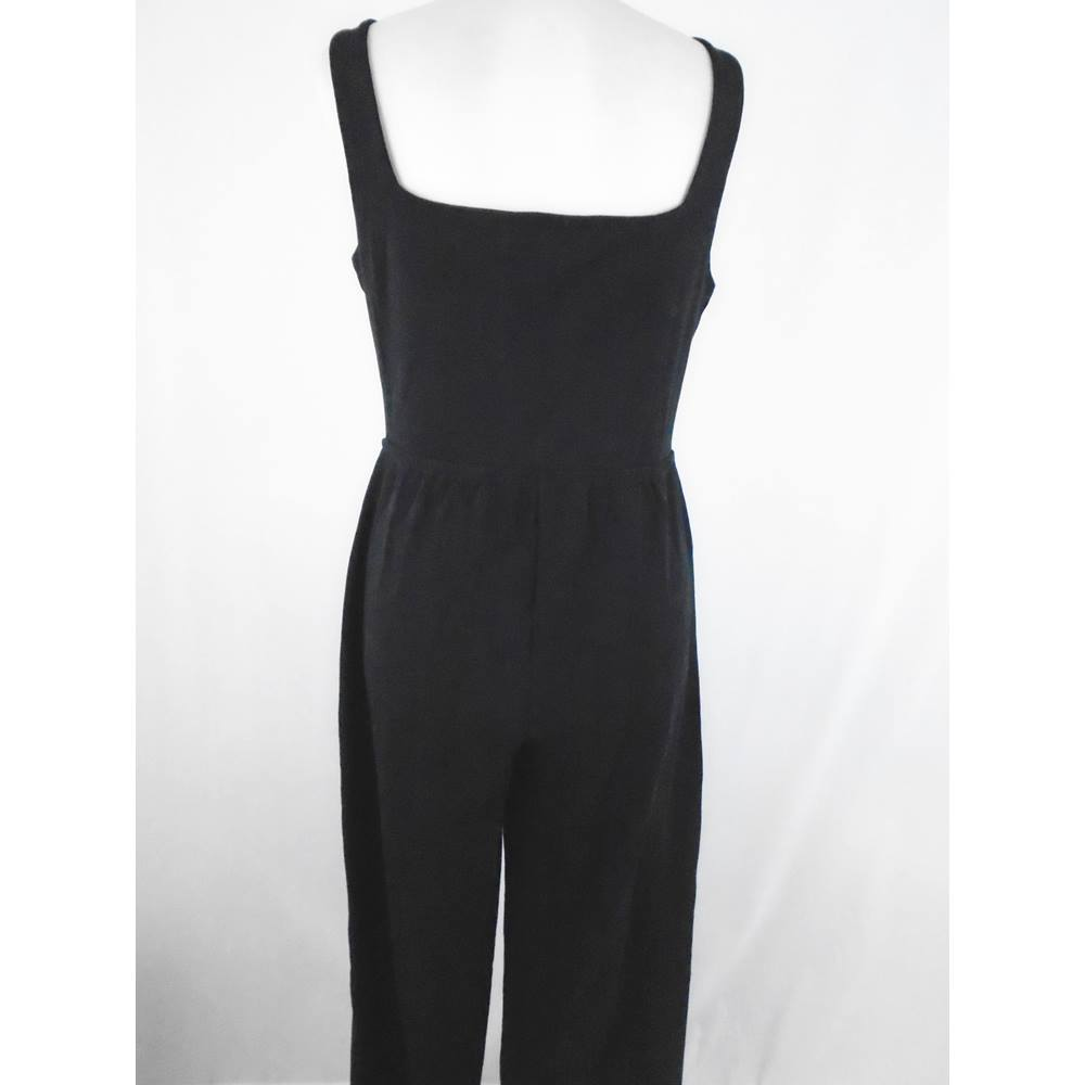 ab14d2c5023a ... Size  10 - Black - Jumpsuit. Loading zoom. Rollover to zoom