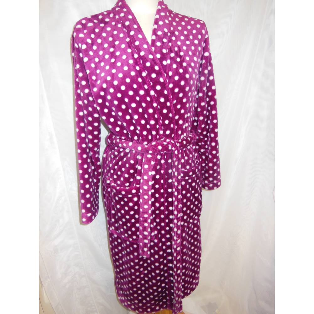 M&S Sleep Ladies Dressing Gown, size 8 M&S Marks & Spencer - Size: 8 ...