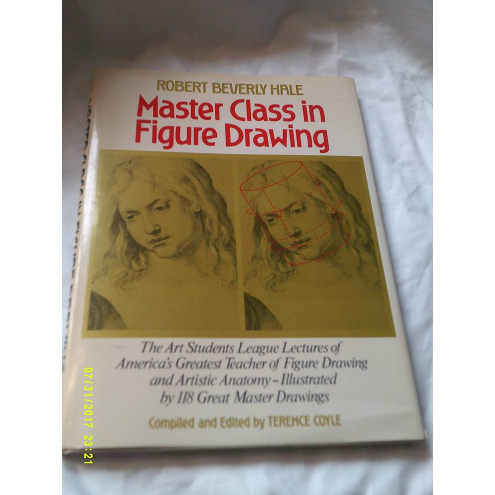 Master class in figure drawing | Oxfam GB | Oxfam\'s Online Shop