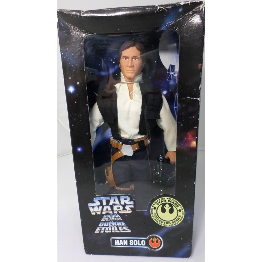 Han Solo Collector Series brand new 12 inch doll 1996 | Oxfam GB | Oxfam's  Online Shop