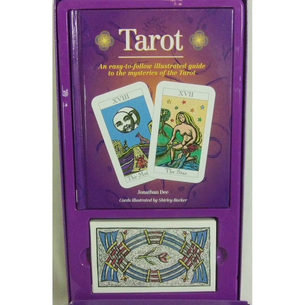 Jonathan Dee -Tarot Cards - 78 Cards and Book | Oxfam GB | Oxfam's Online  Shop