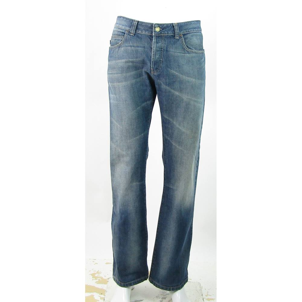 398d0b7f Henri Lloyd - Size: 34R - Blue - Jeans | Oxfam GB | Oxfam's Online Shop