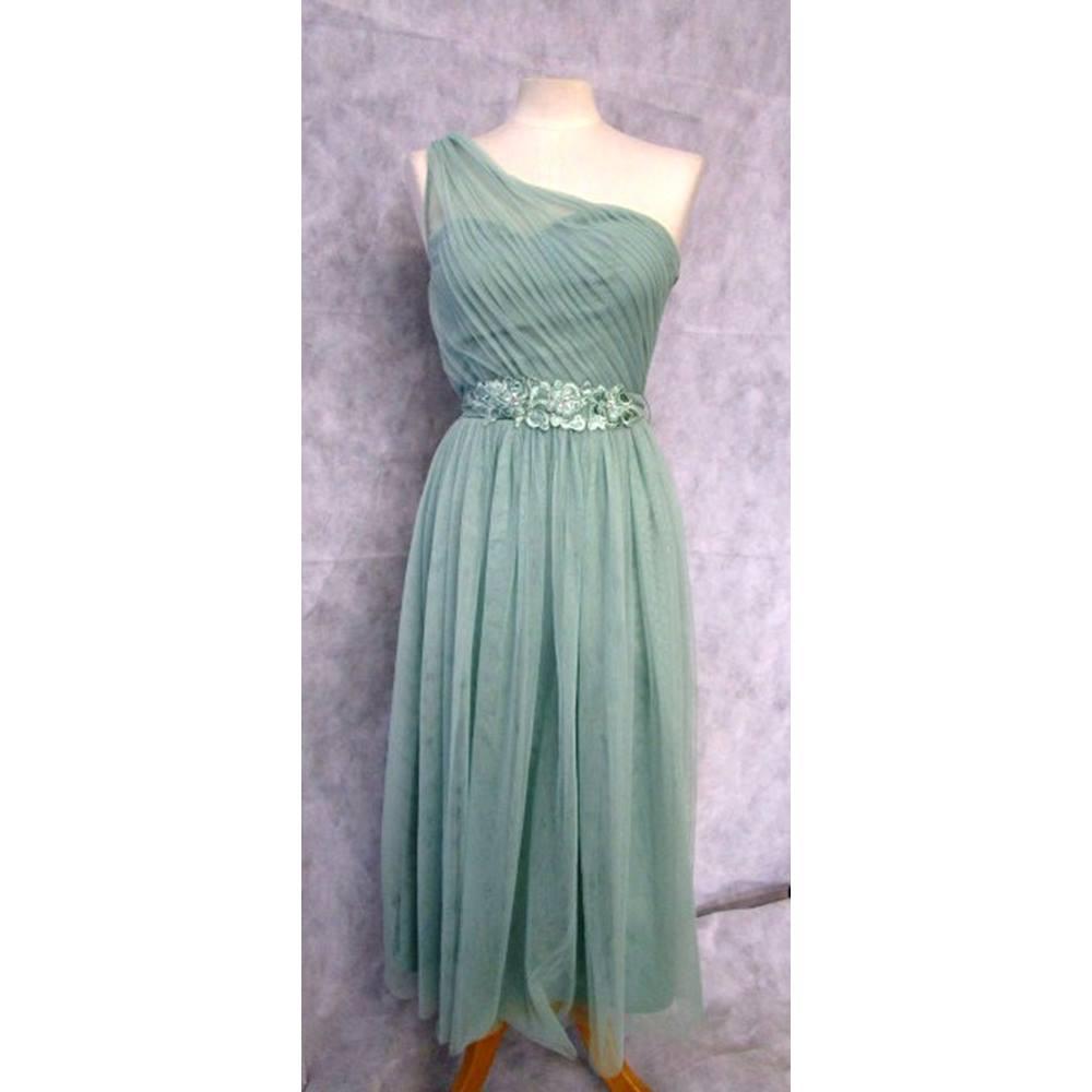 BNWT size 8 mint green Little mistress party dress Little Mistress ...