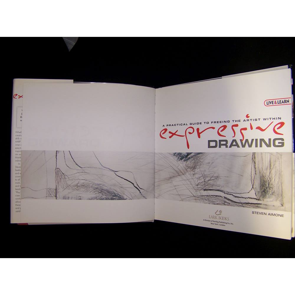 Rollover to zoom. Expressive Drawing: A Practical Guide to Freeing the Artist  Within · Alternative product ...