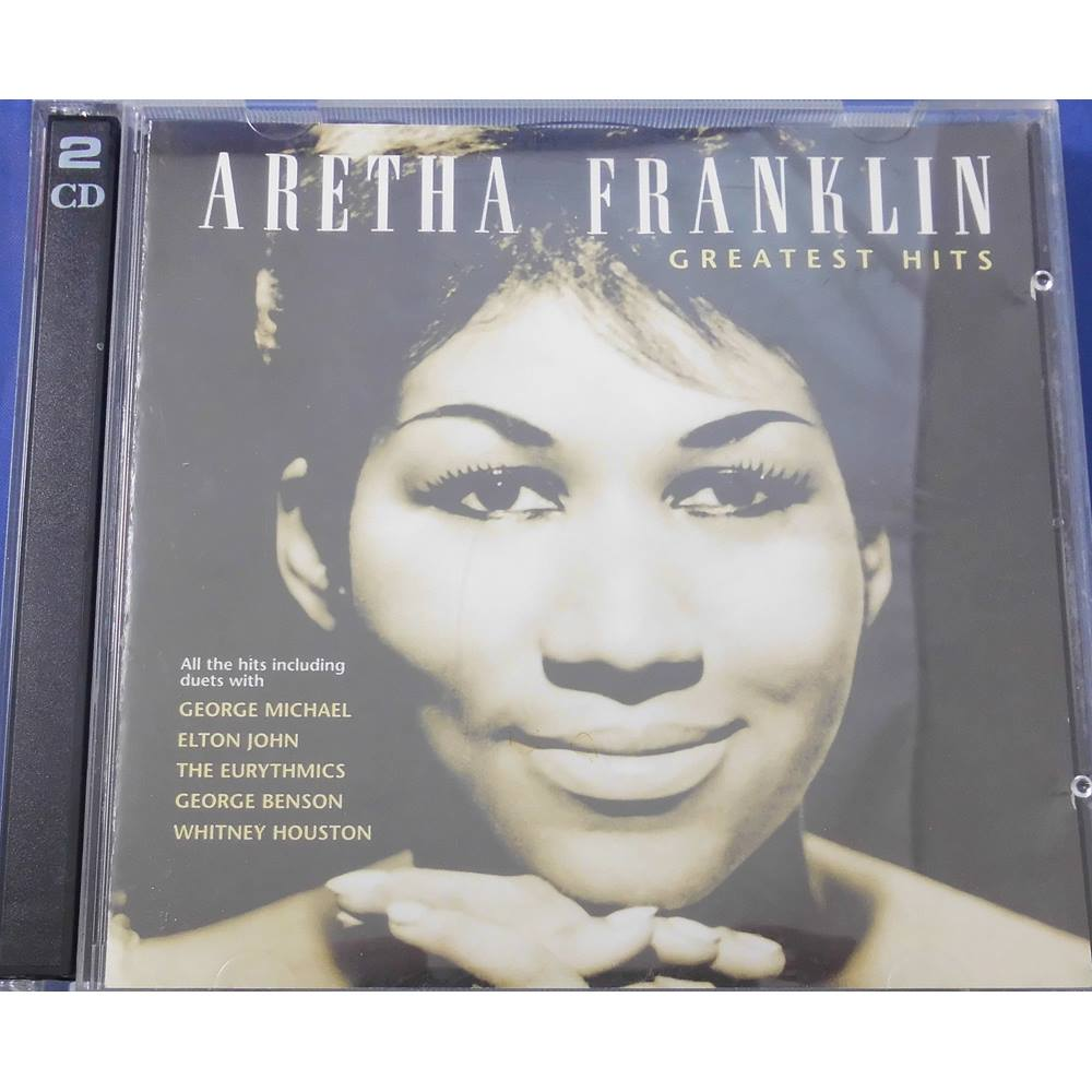 Aretha Franklin: Greatest Hits - Franklin, Aretha   Oxfam GB   Oxfam's  Online Shop