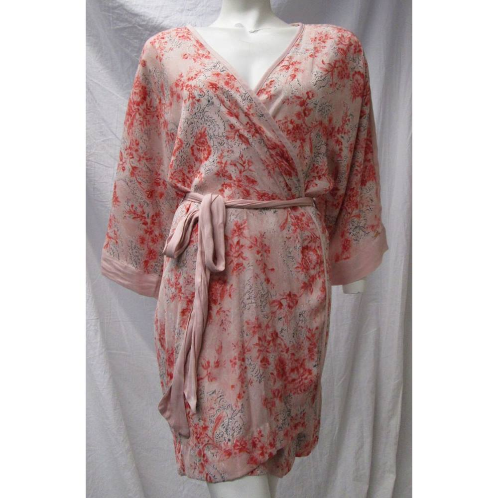 M&S Autograph Dressing Gown Size 12 M&S Marks & Spencer - Size: 12 ...