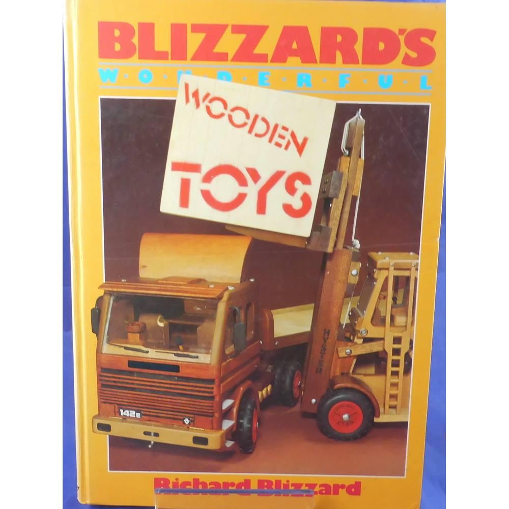 Blizzards Wonderful Wooden Toys Oxfam Gb Oxfams Online Shop