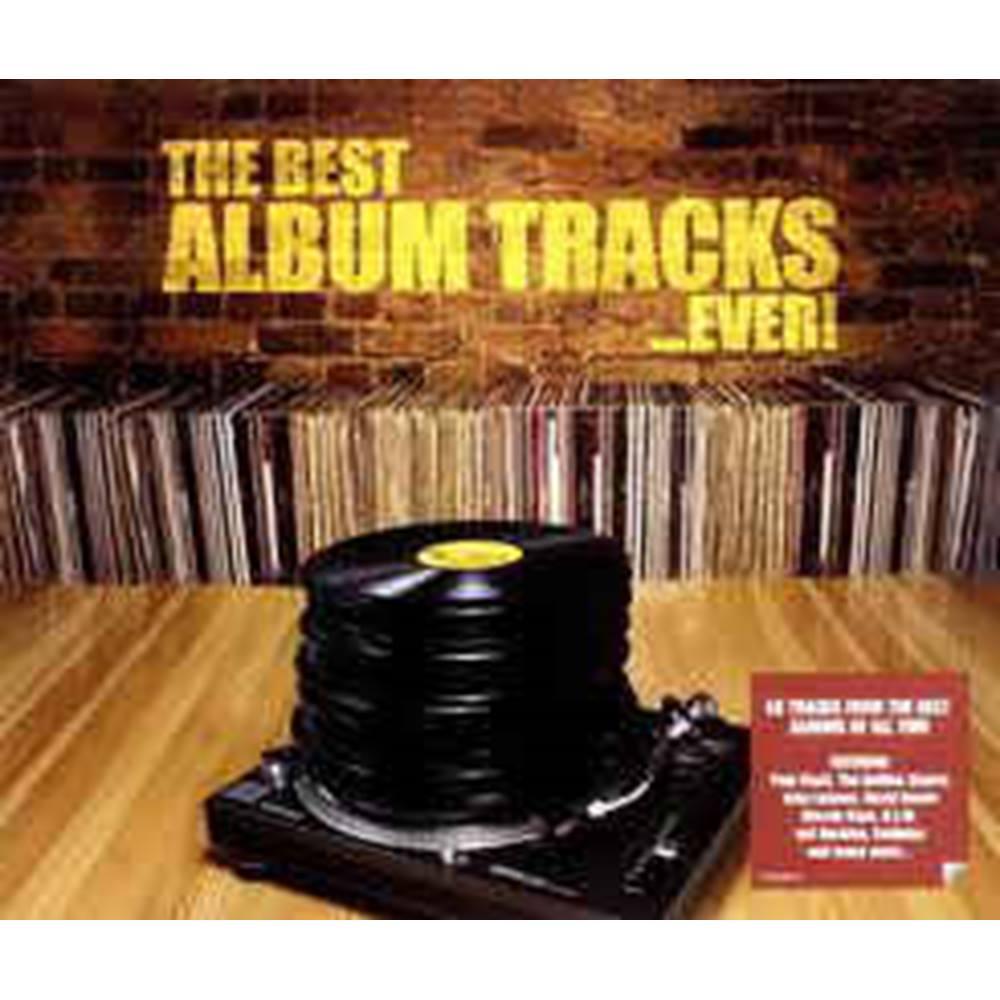 The Best Album Tracks    Ever - Various | Oxfam GB | Oxfam's Online Shop