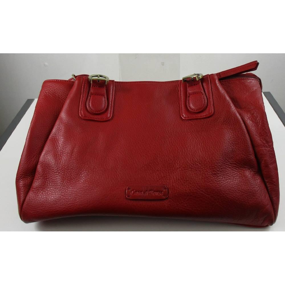 2c665a17c047b Red Bag Casa Di Borse