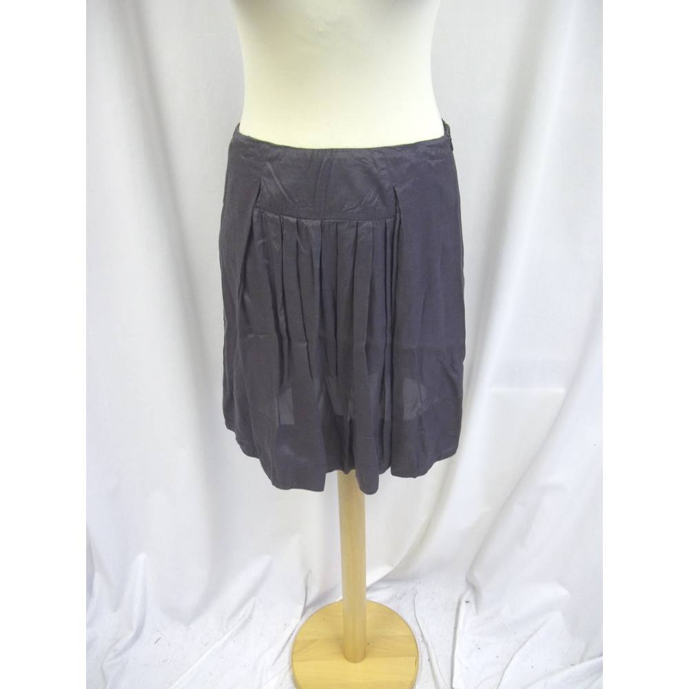 9467fa4632 Kookai - Size  10 - Grey - Knee length skirt For Sale in Truro