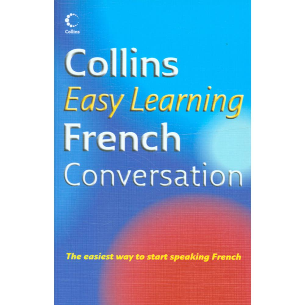 french conversation collins easy learning