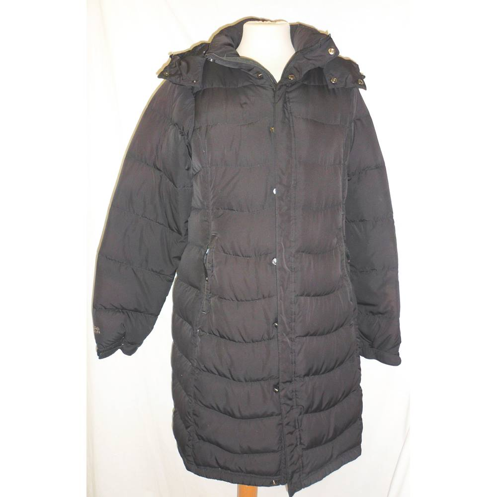 purchase cheap 165ee 5b88a Berghaus - Size: 10 - Black - Padded Coat | Oxfam GB | Oxfam's Online Shop