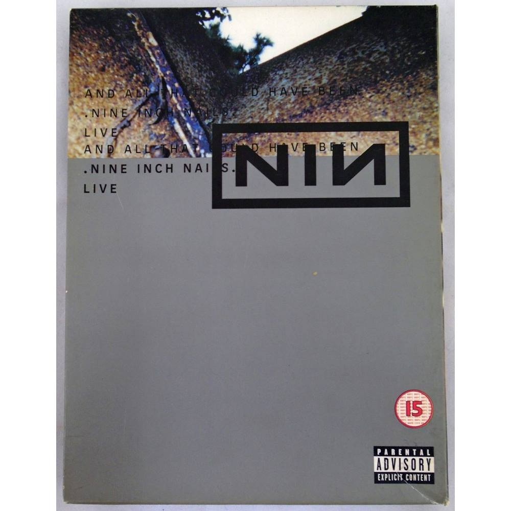 Nine Inch Nails - Live: and All That Could Have Been [DVD] [2002] 15 ...