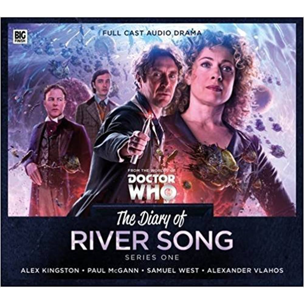 Doctor Who: The New Series: The Diary of River Song | Oxfam GB | Oxfam's  Online Shop