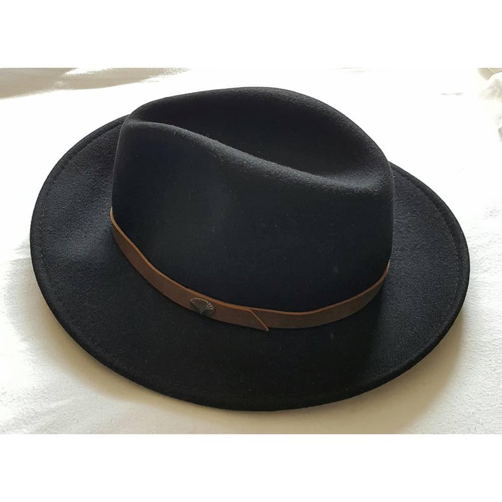 Christy s of London men s black felt trilby fedora hat Christy s - Size   Small - Black. Loading zoom 975241cea9b
