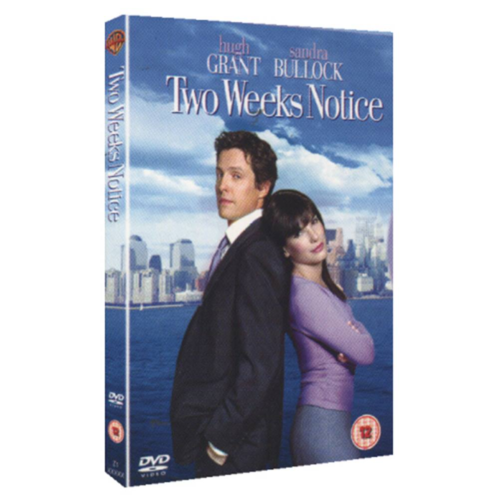 two weeks notice 12 for sale in carlisle london preloved