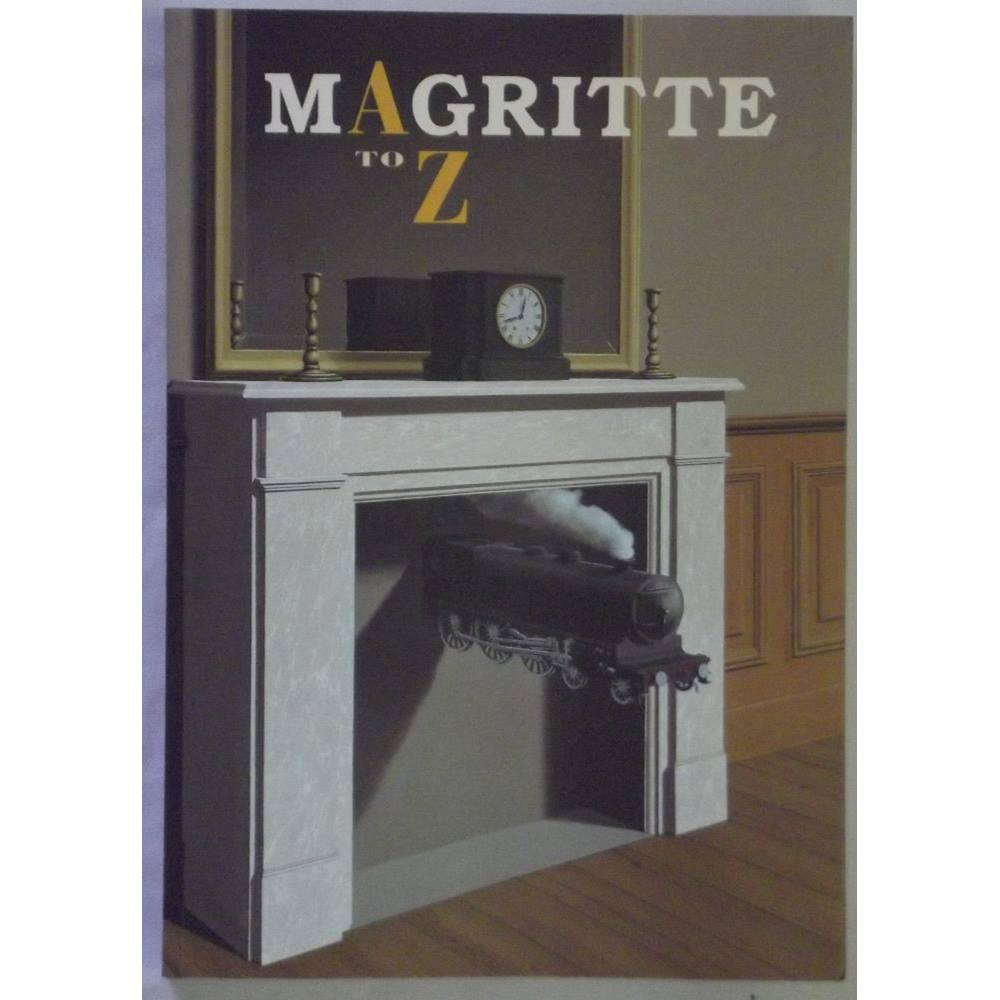 Magritte A to Z for sale  Manchester