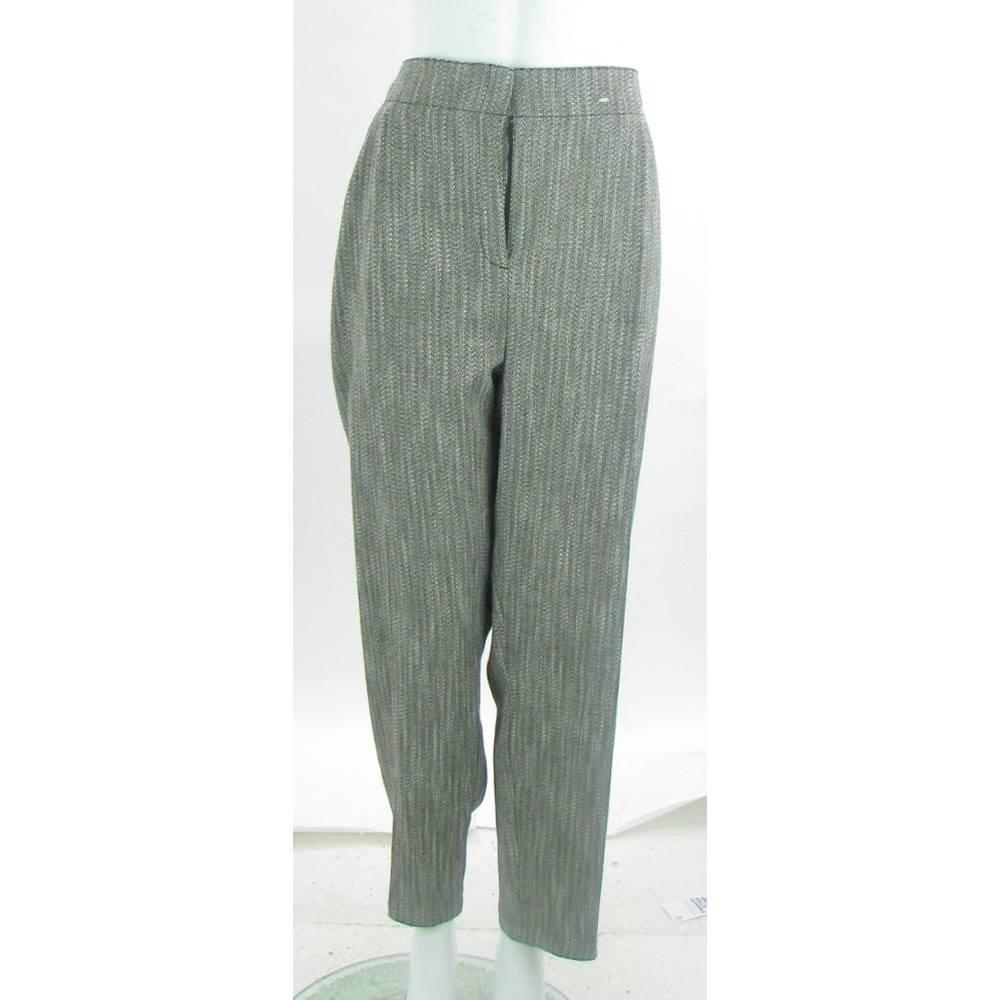 M&S Marks & Spencer - Size: 20 - Multi-coloured - Cotton Blend ...