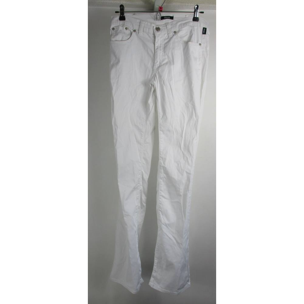 3daec38f Versace - Jeans - White - Approximate Size: 28