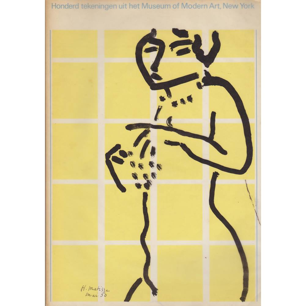 Hundred Drawings From The Museum Of Modern Art New York