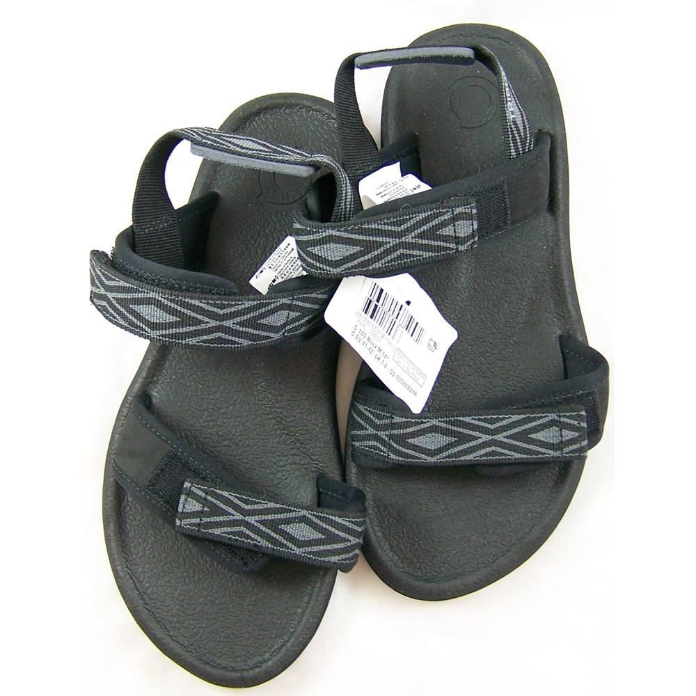 dbdb42b1e4f7 Tribord - Size  7 - Black grey - S 100 sports sandals
