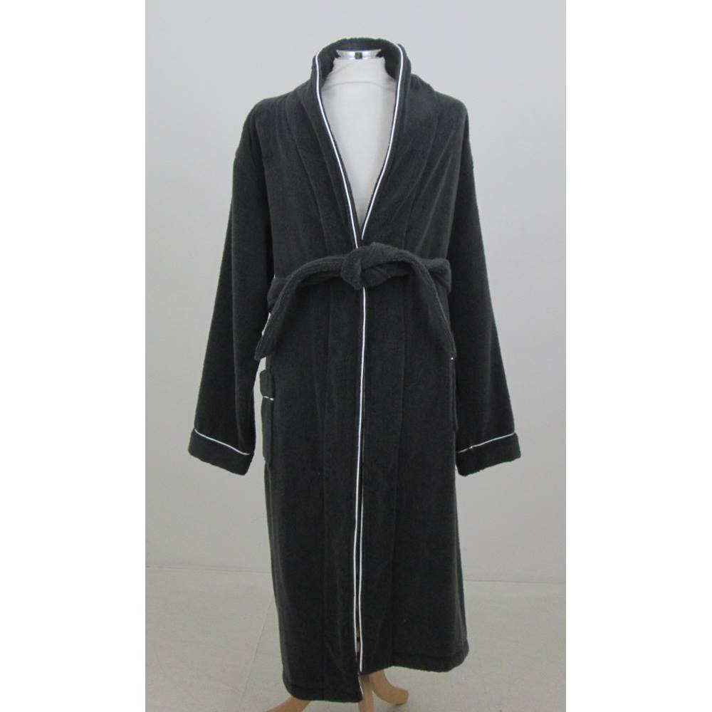 NWOT David Gandy for Autograph, size L grey dressing gown/towelling ...