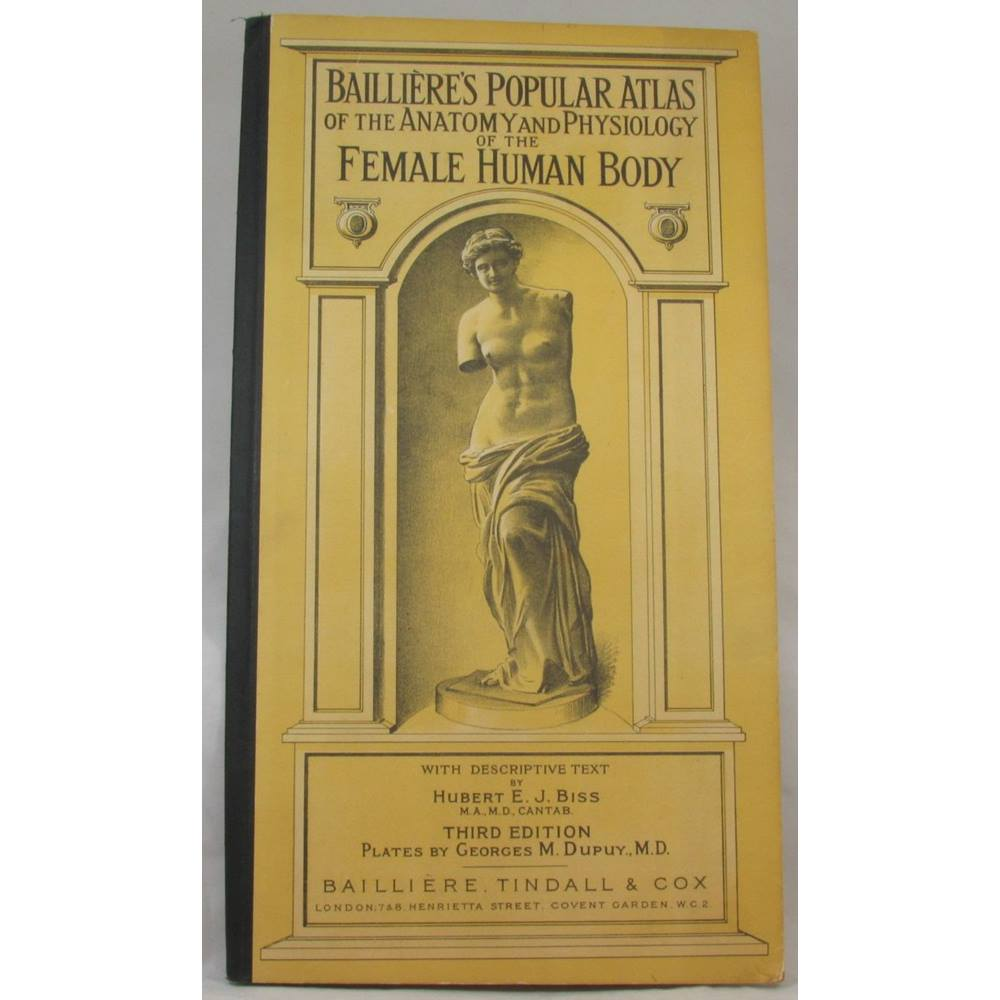 Baillière\'s Atlas of Female Anatomy and Physiology | Oxfam GB ...