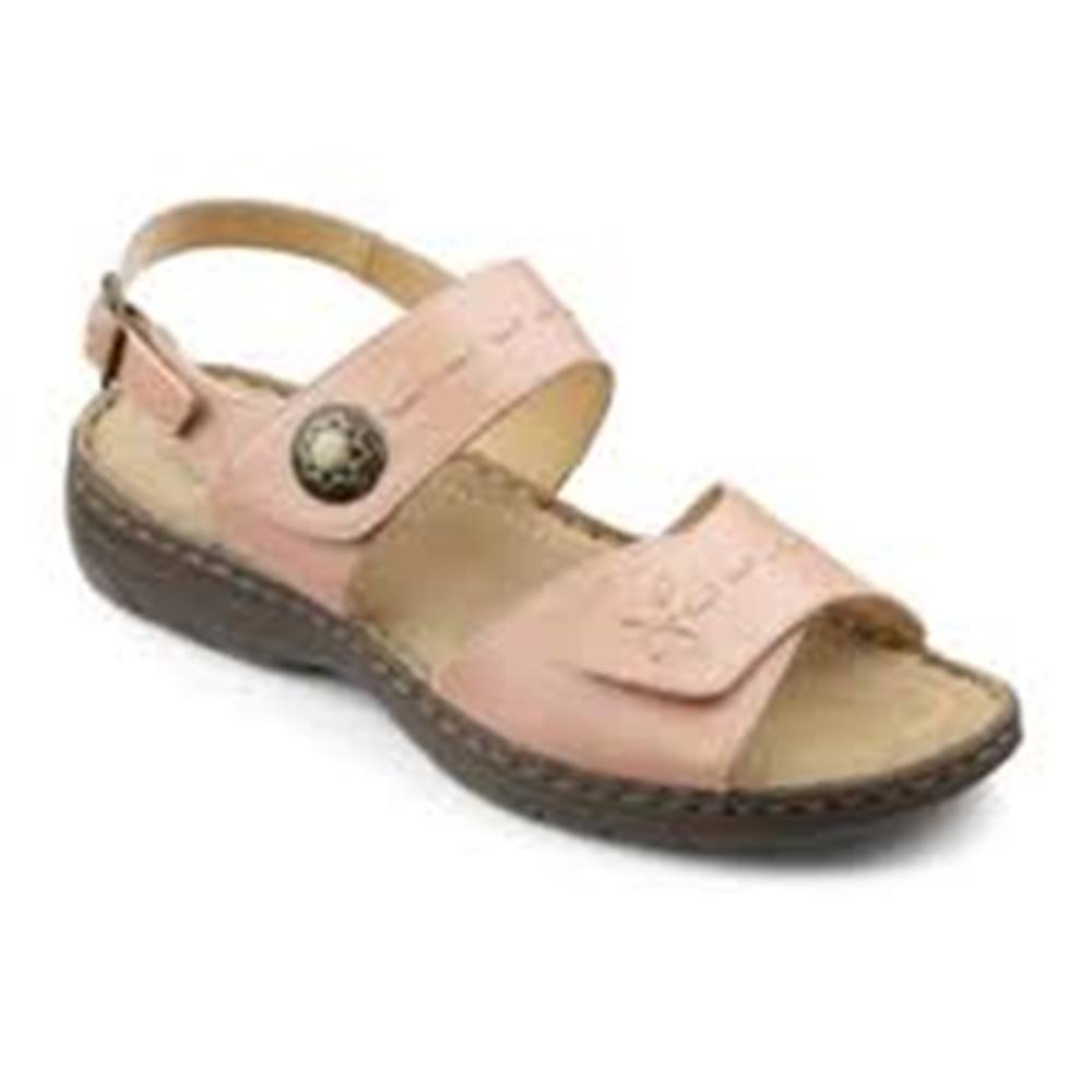 Online Summer Gb Uk 3Oxfam Hotter Shop NudeSize Sandals Comfort Concept Oxfam's Alma Leather LSMUzjVpqG