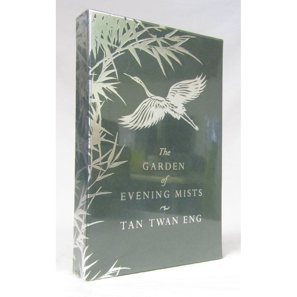 the garden of evening mists for sale in darlington london preloved - The Garden Of Evening Mists