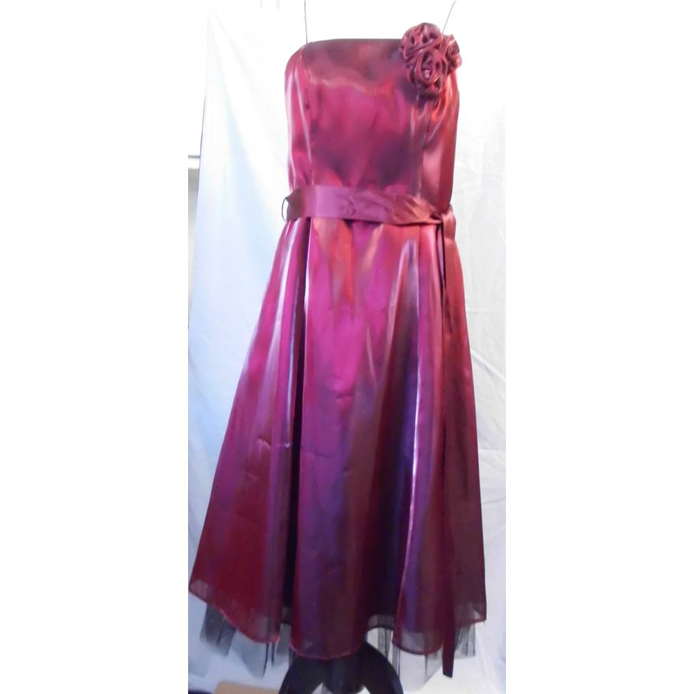 red satin bridesmaid dresses - Local Classifieds | Preloved