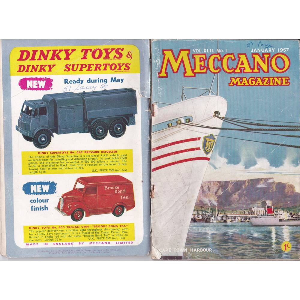 Meccano Local Classifieds In Lincolnshire Preloved Control Your Models Or Anything Else From Windows Pc All Have Weeping Stapled Bindings With Two Particular Having Rather Poor Covers