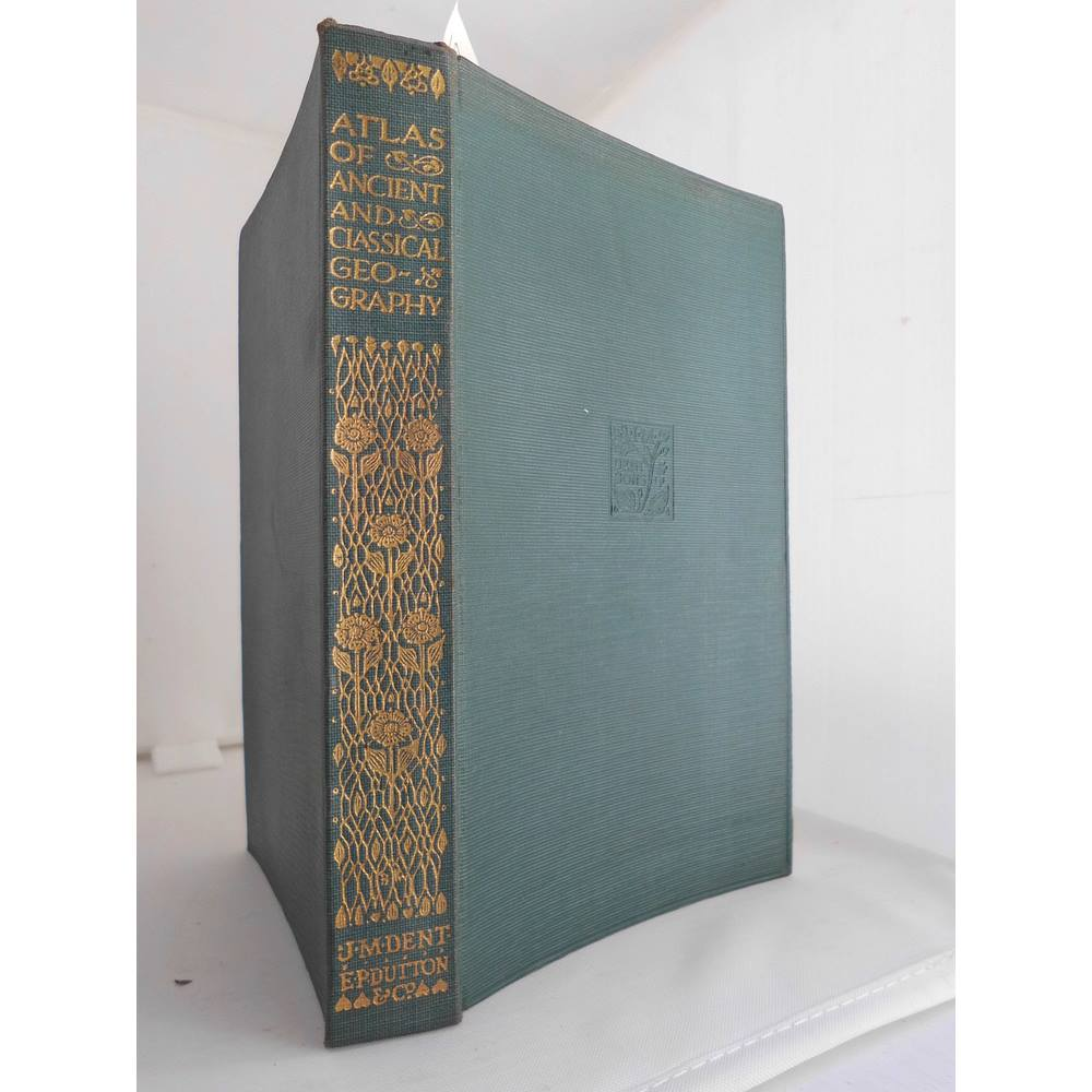 Atlas of Ancient and Classical Geography   Oxfam GB   Oxfam's Online Shop