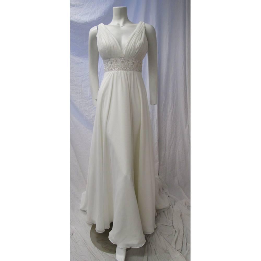 James Clifford Size 10 Stunning Wedding Dress James