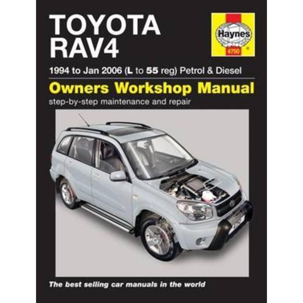 Toyota RAV4 owners workshop manual. Loading zoom