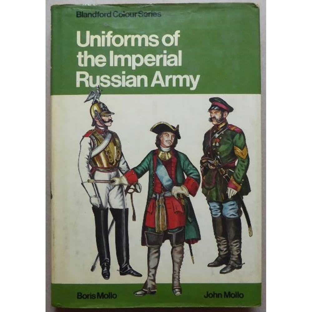 Uniforms of the Imperial Russian Army | Oxfam GB | Oxfam's Online Shop