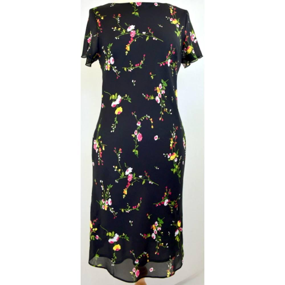 8ed0b0ae0c6f BHS petite - Size  14 - Multi-coloured - Summer dress