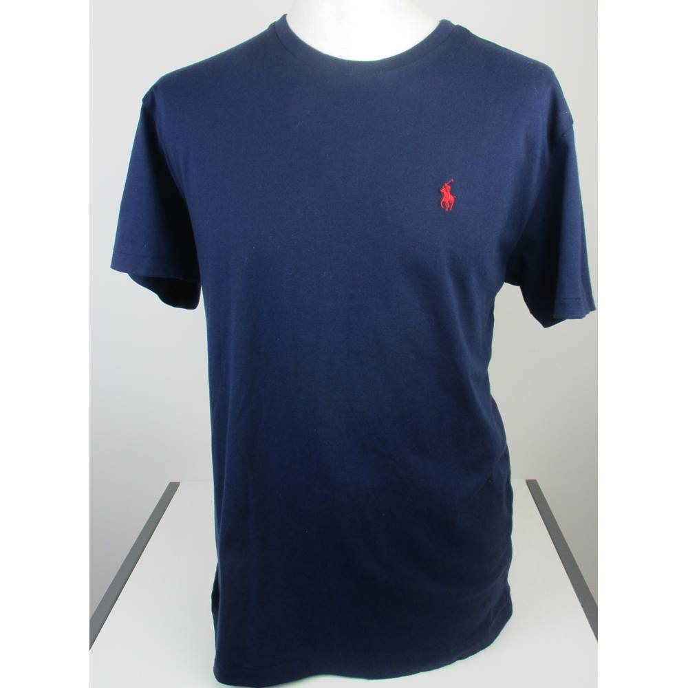 cfb5b41b5bf75f Polo Ralph Lauren T shirt. Ralph Lauren - Size  M - Blue