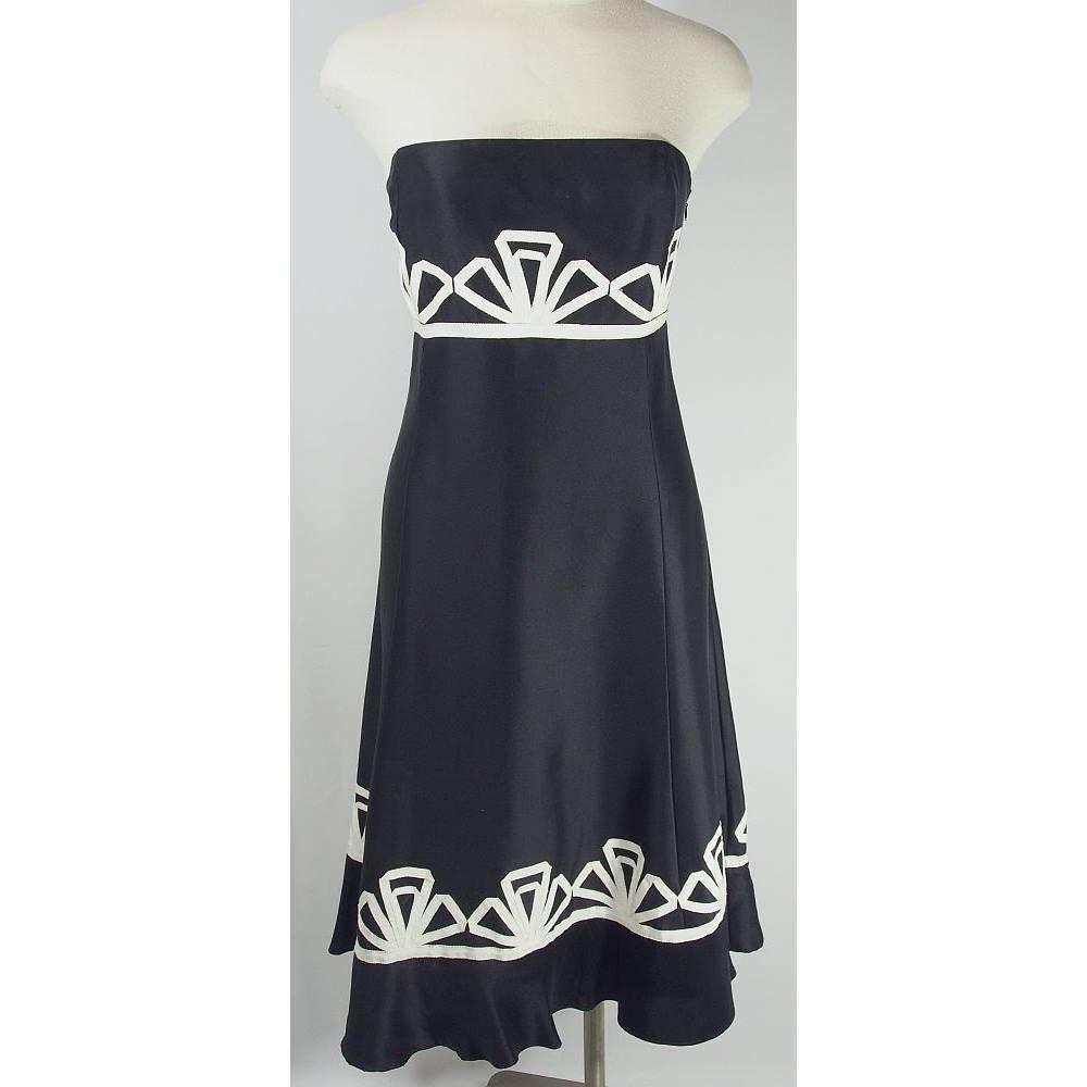 d94ce4ea2ca4 JFW (John Lewis)Silk Dress - Multicoloured - Size 16 JFW - Size: 16 ...