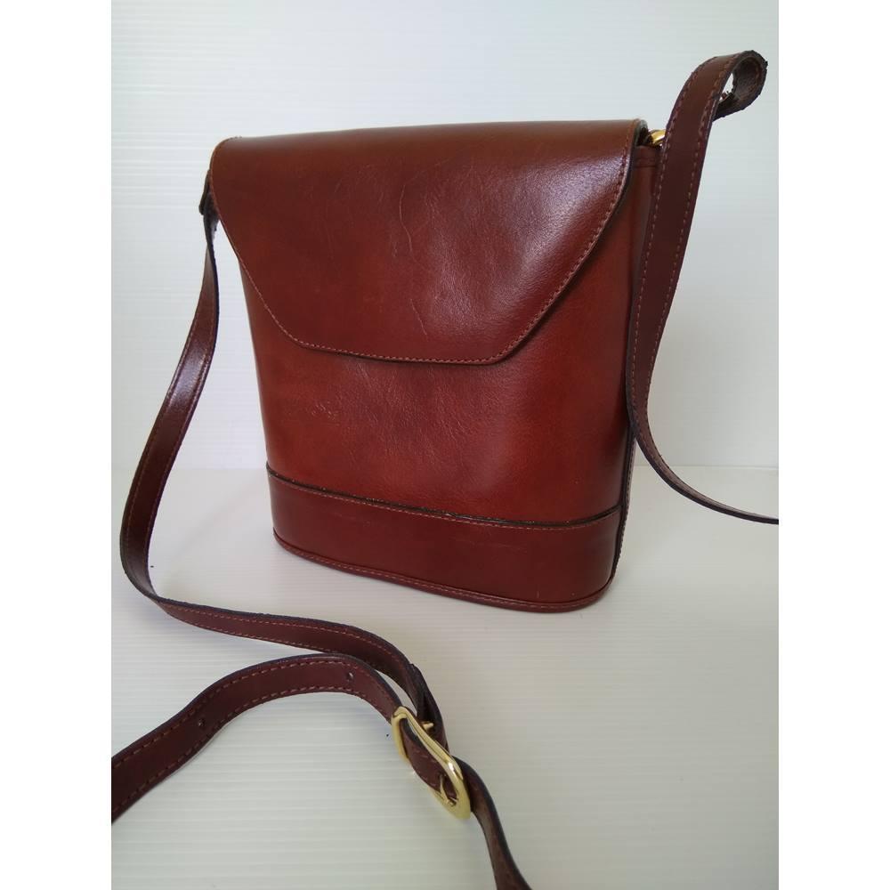 956eb522b5e OKay sac leather small tote bag OKay sac - Size: One size - Brown ...