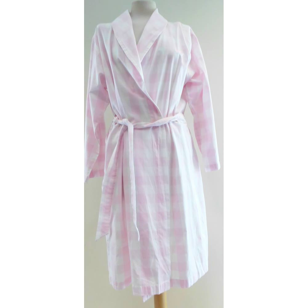Per Una - Size: 8 - Pink - Dressing gown   Oxfam GB   Oxfam\'s Online ...