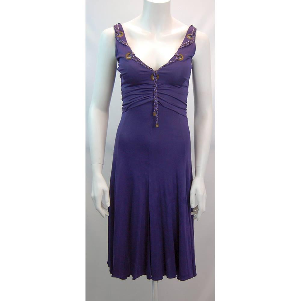 f5e72831cbf Karen Millen Purple Dress Karen Millen - Size  10 - Purple - Evening dress