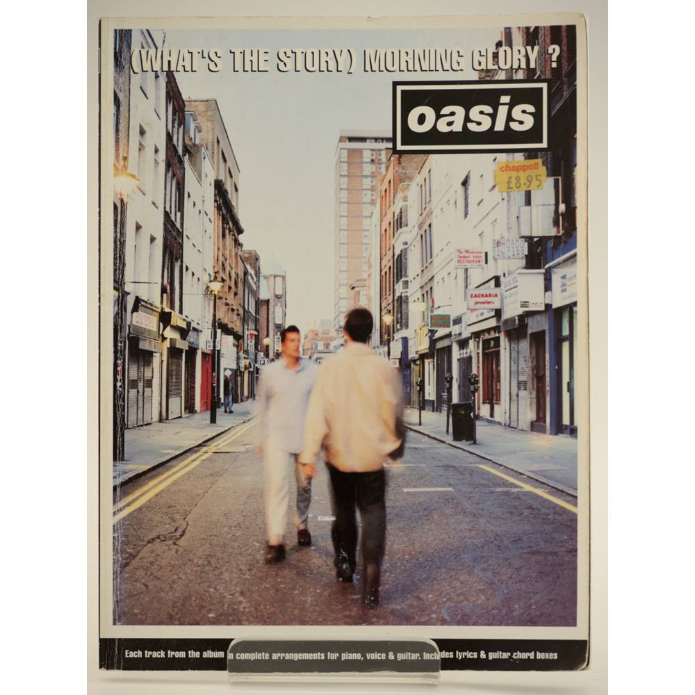 Oasis Whats The Story Morning Glory Guitar Parts Piano And