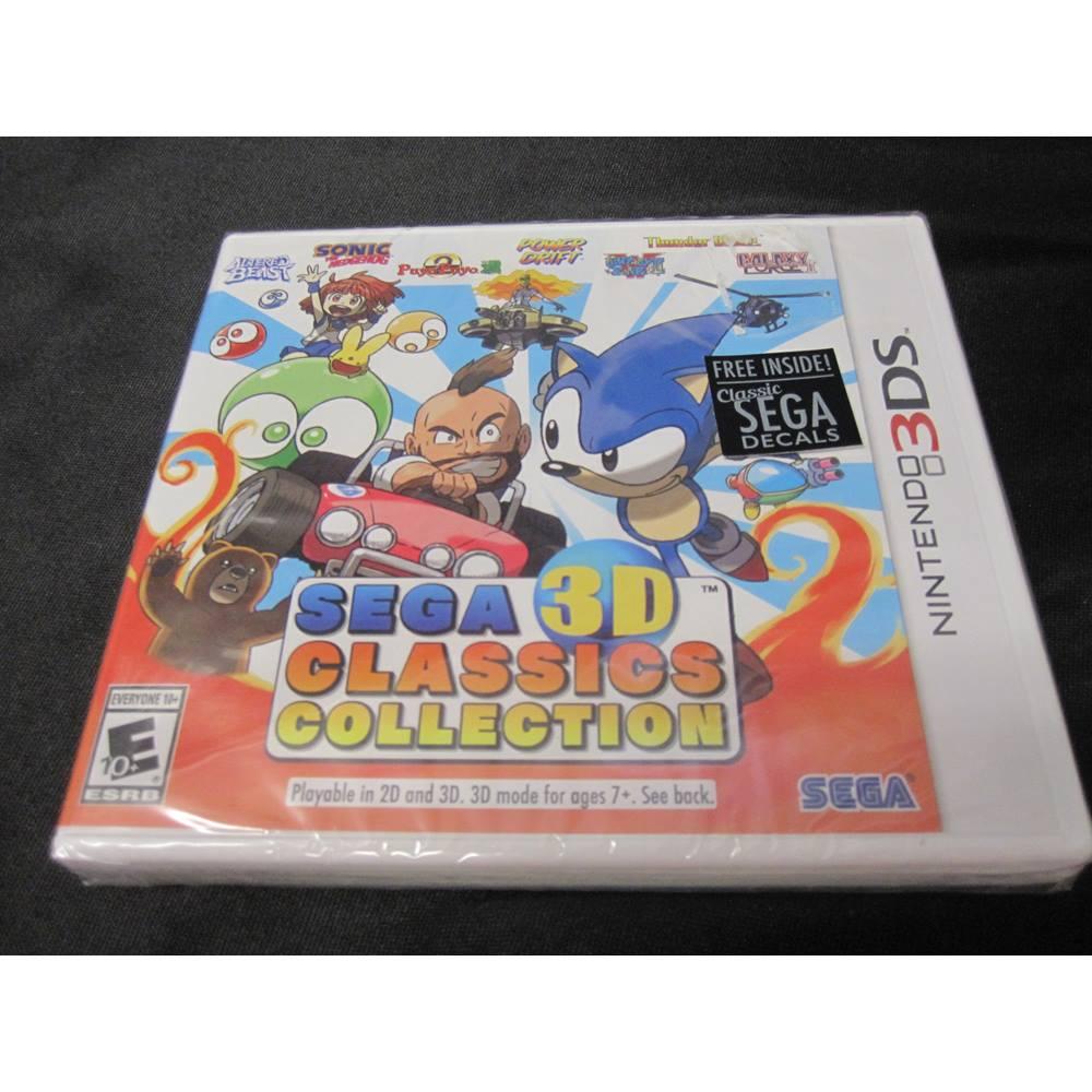 Sega 3D classic Collection - Nintendo 3DS | Oxfam GB | Oxfam's Online Shop