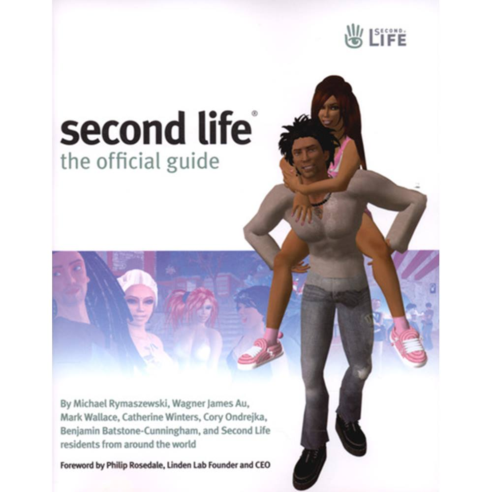 Preview of the first image of Second life.